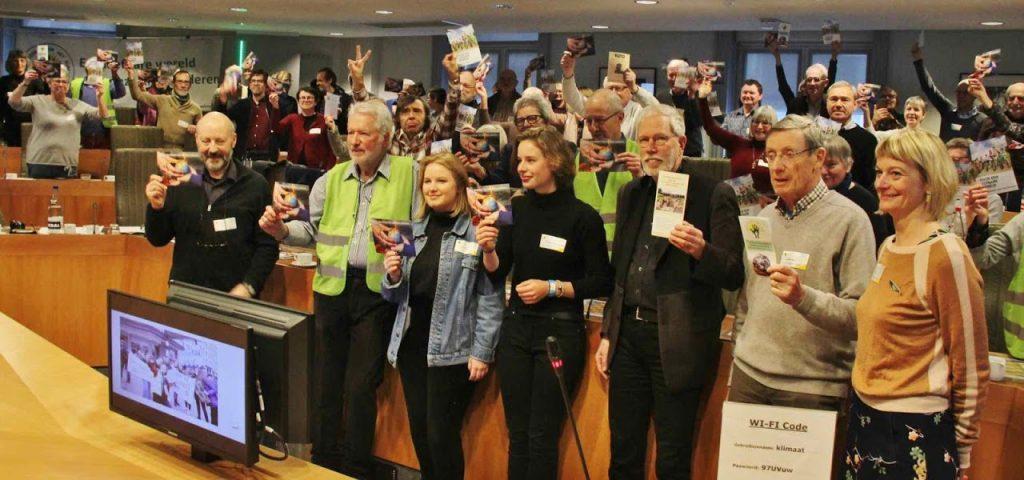 Stichtingscolloquium in het Vlaams Parlement