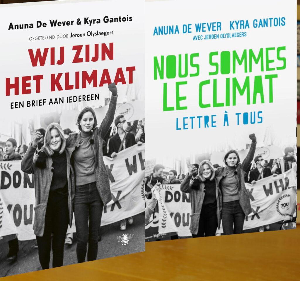 """Motivatie nodig voor volgende klimaatmars? Lees """"Wij zijn het klimaat""""!"""