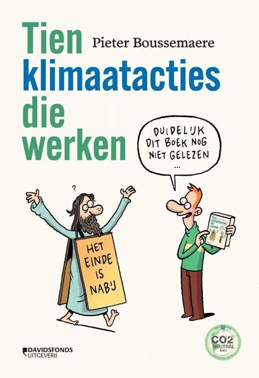 Quotes Pieter Boussemaere: Tien klimaatacties die werken