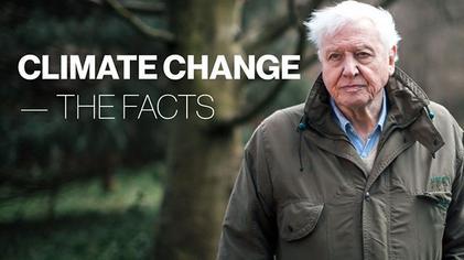 Klimaatverandering – De feiten