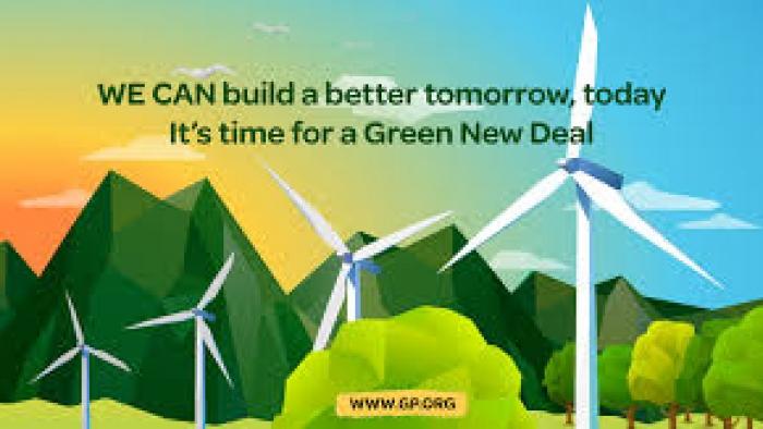 Green New Deal II