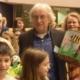 Marc De Bel met Jane Goodall
