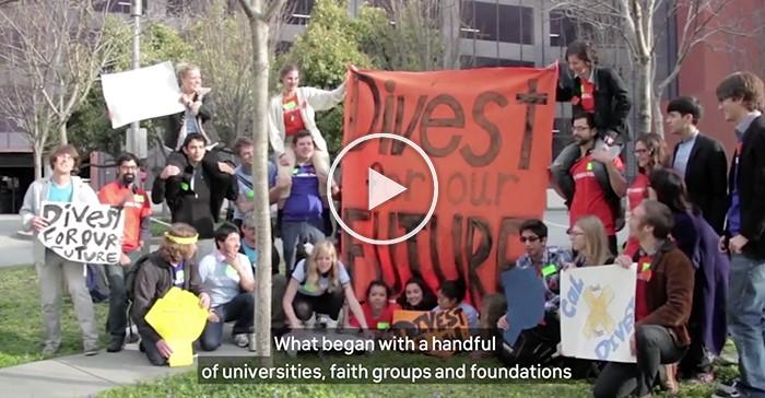 Burgeractie realiseert 11 biljoen USD 'divestment' in fossiele energie