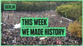 This week we made history