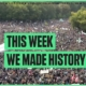 This week we made history