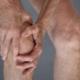 senior artrose knie A