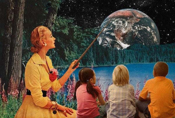 Praat met kinderen over klimaatverandering