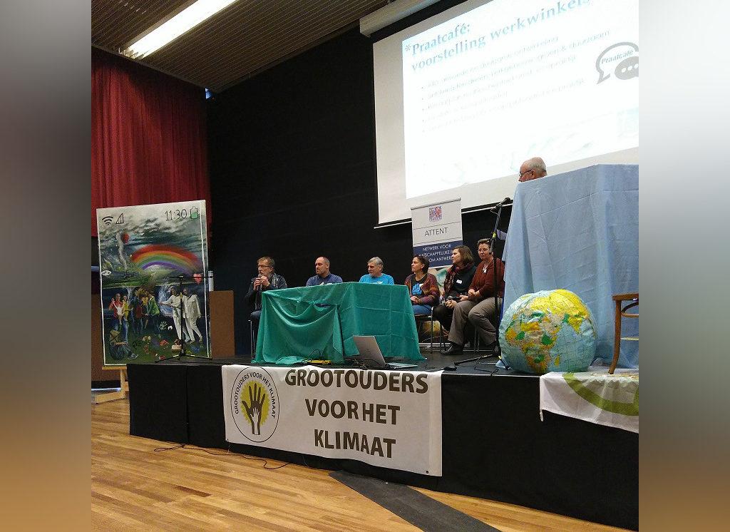 Enthousiasme groot voor trefdag 'Klimaatverstoring en armoede'