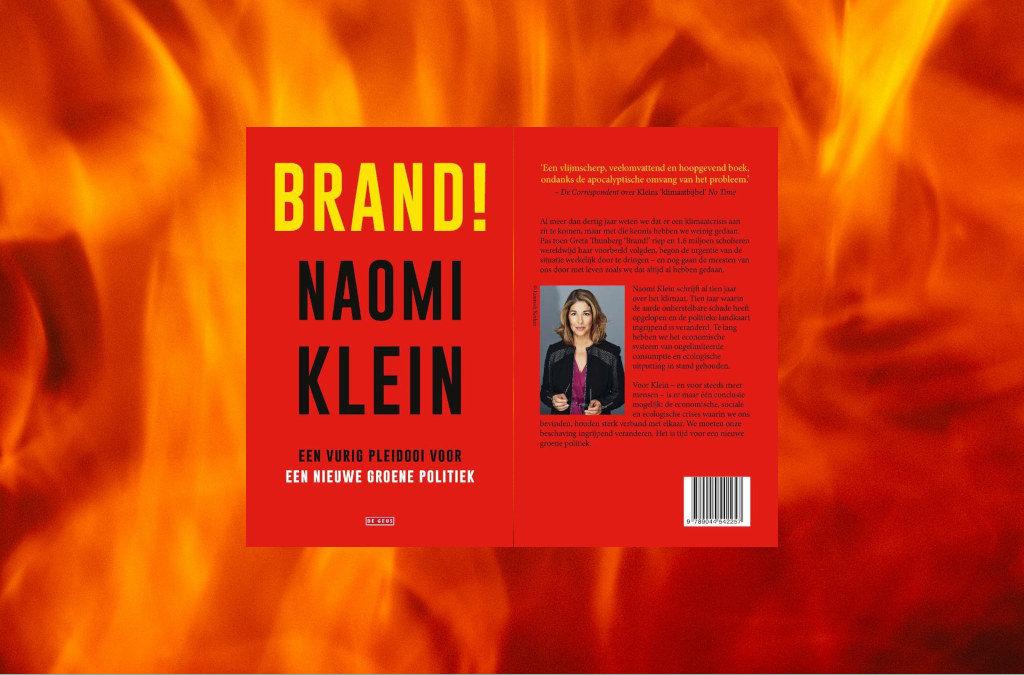 Klimaatrechtvaardigheid volgens Naomi Klein