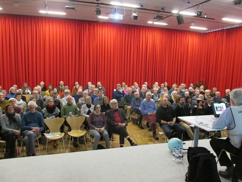 Stichting Grootouders voor het klimaat Kempen een overrompelend succes