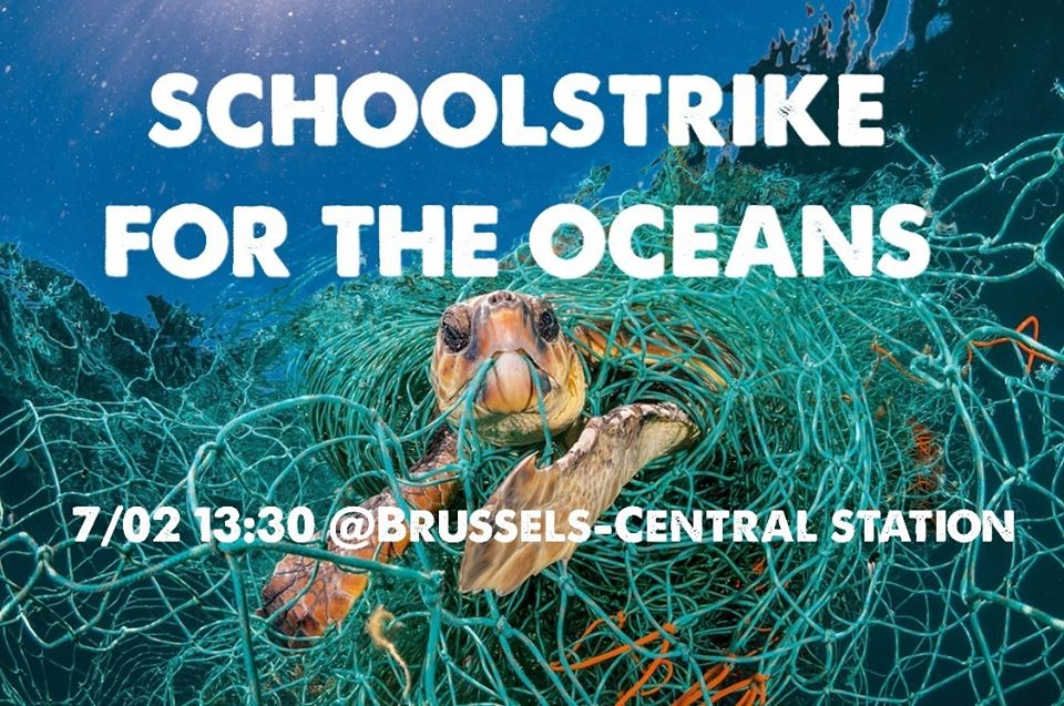 Schoolstrike for the Oceans