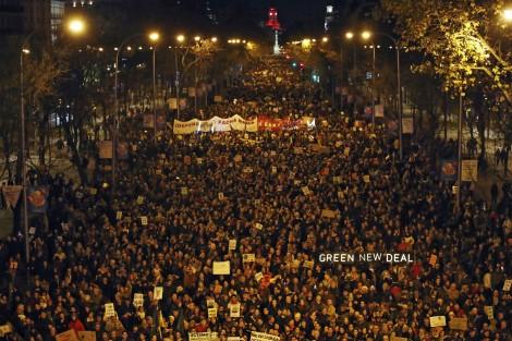 Klimaatcrisis  niet voelbaar op klimaattop Madrid
