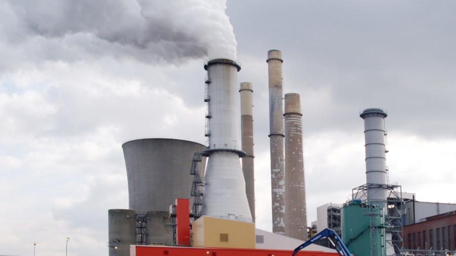 De (kolen)centrale in Ruien sloot in 2013