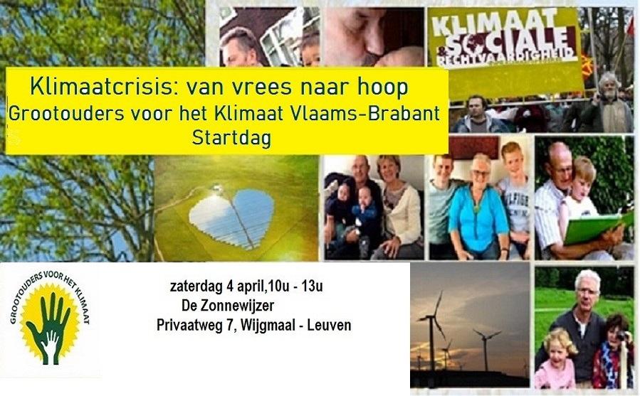 Startmoment GvK Vlaams-Brabant wegens corona uitgesteld