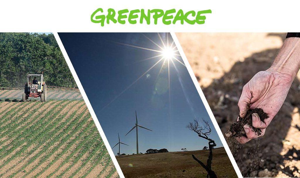 Petitie Greenpeace – Kondig de klimaatnoodtoestand af!