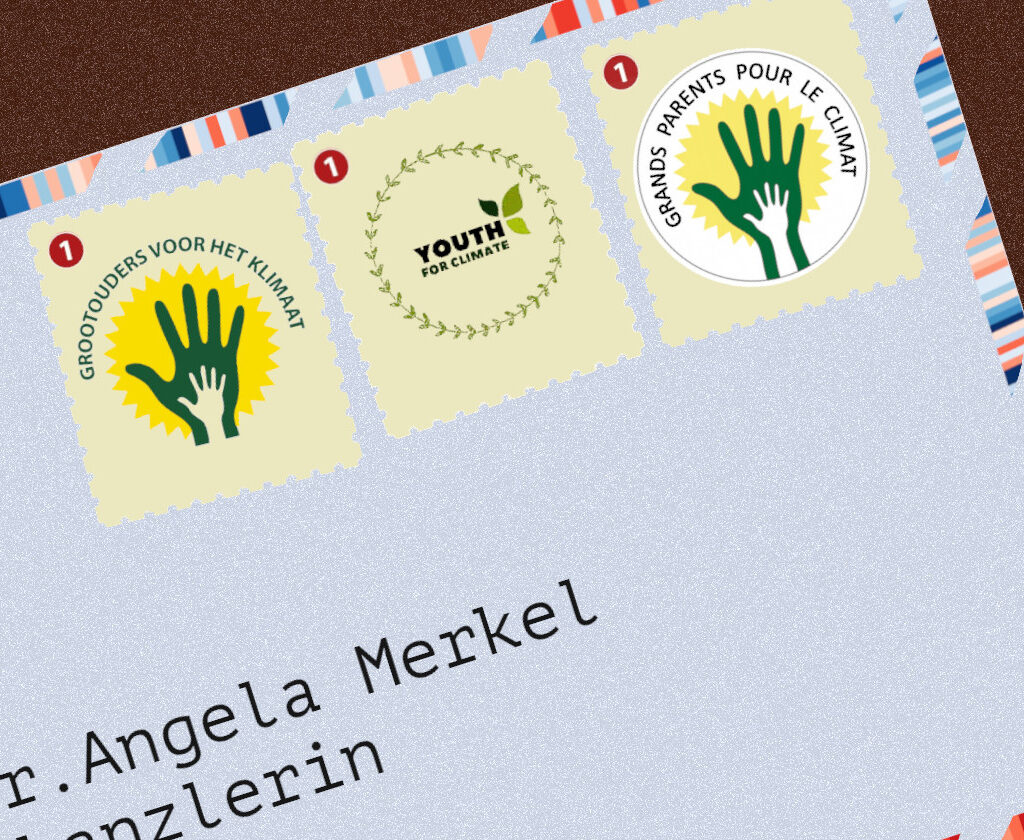 Open brief aan Angela Merkel