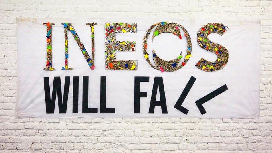 Tekende je de Ineos-petitie nog niet? Doe het dan nu!