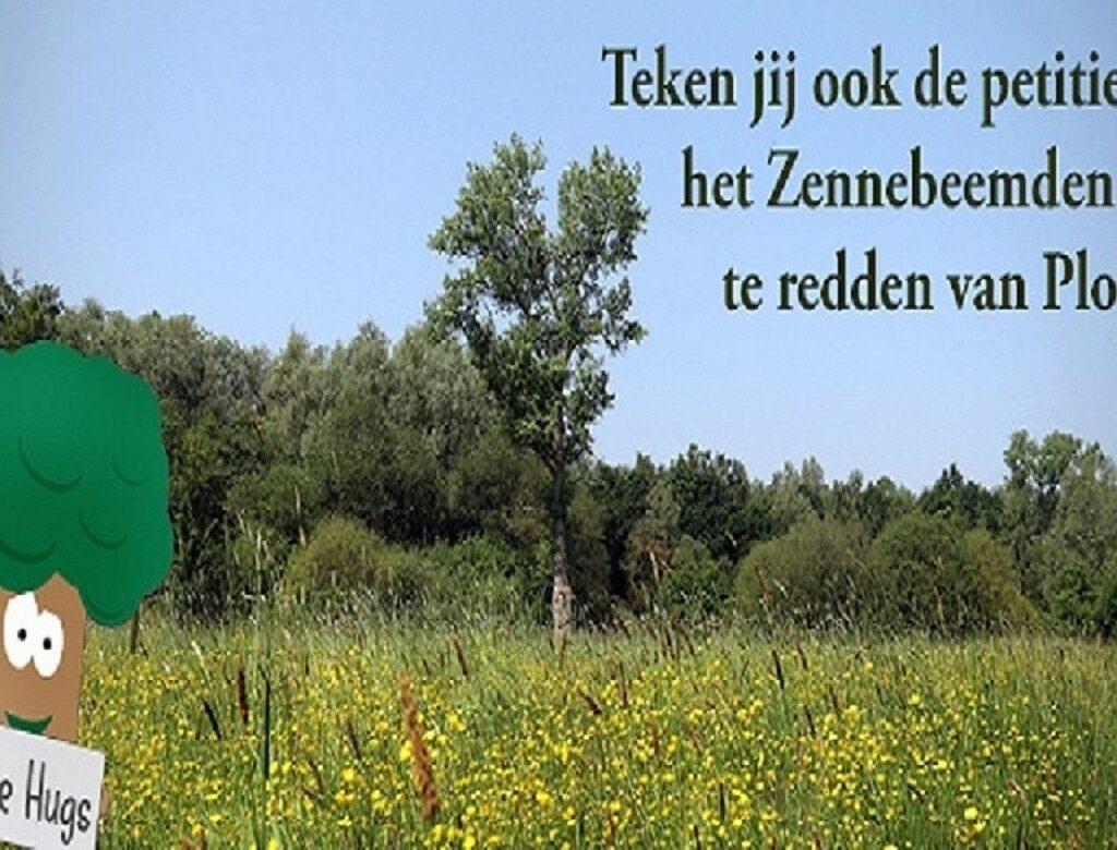 Red het Zennebeemdenbos in Mechelen