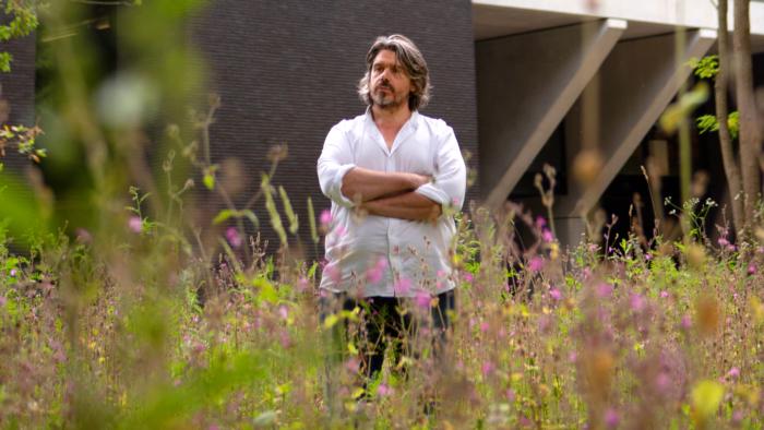 Koen Vanmechelen, LABIOMISTA, foto: Studio Leyssen