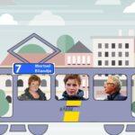 Tram 7 als totem voor beter openbaar vervoer