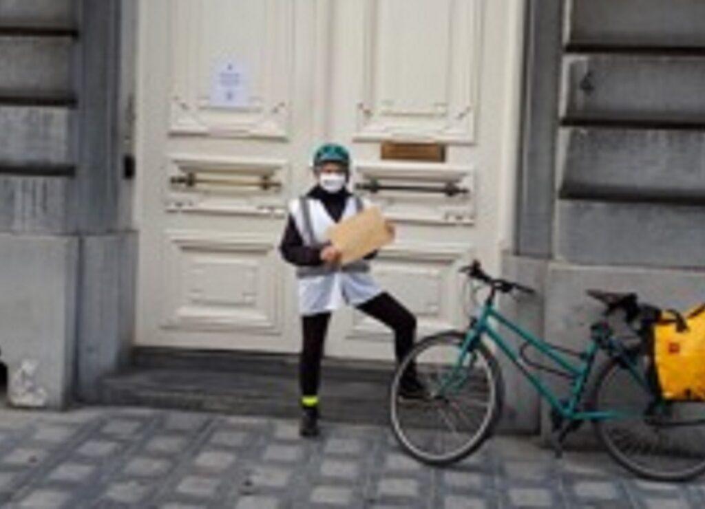 Grootouders voor het Klimaat & Grands-Parents pour le Climat schrijven nieuwjaarsbrief aan regering