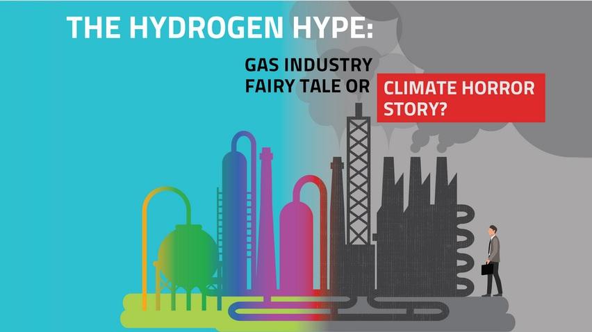 De waterstofhype: sprookje van de gasindustrie of … horrorverhaal voor het klimaat?