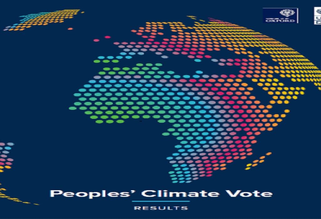 The Peoples' Climate Vote