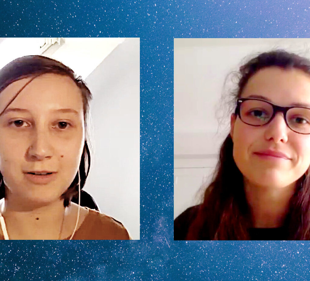 Geef jongeren perspectief ! (interview Reine Spiessens & Nadège Carlier)