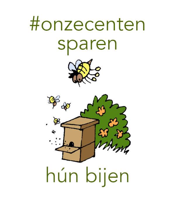 #onzecenten hun toekomst (bijen)