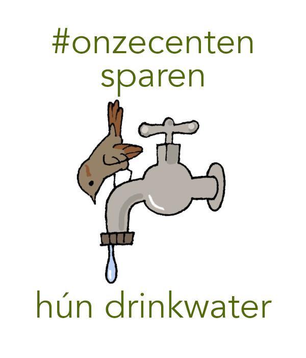 #onzecenten hun toekomst (drinkwater)