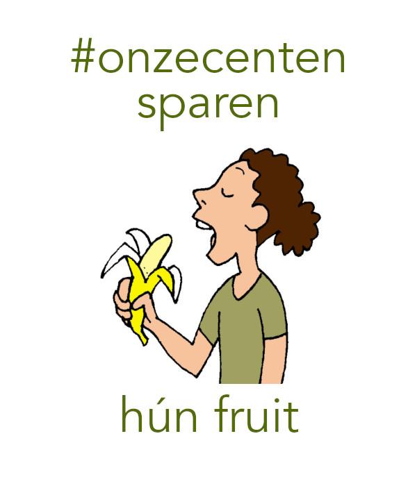 #onzecenten hun toekomst (fruit)