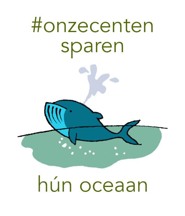 #onzecenten hun toekomst (oceaan)