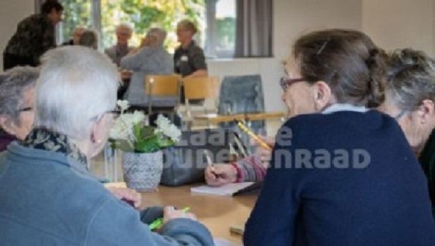 Nu we lid zijn van de Vlaamse Ouderenraad