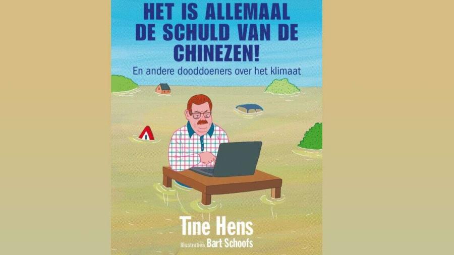 Tine Hens Het is allemaal de schuld van de Chinezen