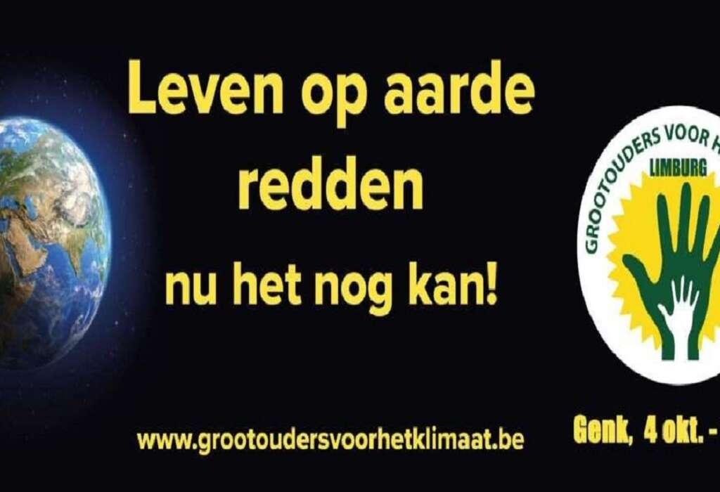 De aarde redden nu het nog kan – cocreatie van GvK Limburg & Stad Genk