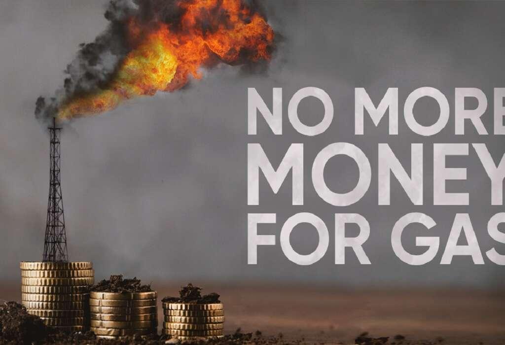 Geen EU miljarden meer voor fossiel gas – Teken de petitie nu!